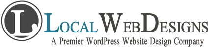 Local Web Designs Retina Logo